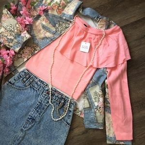 Adorable NWT Pink Sweater!